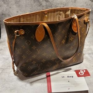 Authentic LV Neverfull PM - REDUCED FOR QUICK SALE